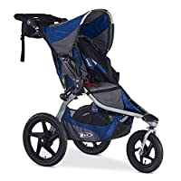 BOB 婴儿车 Strides 健身慢跑婴儿车,蓝色