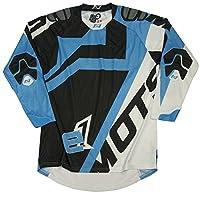 Mots mt2201sa Enduro E1 T 恤,藍色,S 碼
