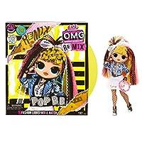 MGA Entertainment 567257E7C L.O.L. Surprise OMG New Theme Series-Doll 3-80's B.B