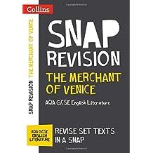 The Merchant of Venice: New Grade 9-1 GCSE English Literature AQA Text Guide (Collins GCSE 9-1 Snap Revision) (English Edition)