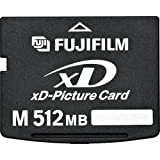 SanDisk 512 MB M 型 xD-Picture Card (SDXDM-512,零售包装)