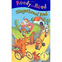 Gingerbread Fred (Ready to Read)