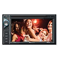 Ematic XOD182 XO Vision 6.2-Inch Touch Screen Navigation AV Receiver