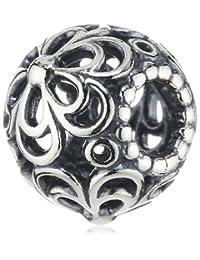 Pandora 潘多拉 纯银 镂空雏菊花球 790965(丹麦品牌 香港直邮)(包邮包税)