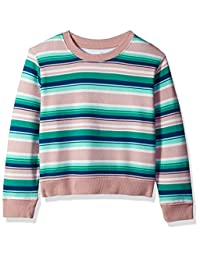 Gymboree 女童大码长袖休闲针织上衣