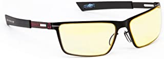 Gunnar Heroes of the Storm Strike Gaming Eyewear - Onyx Fire/Amber