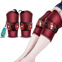 MZ 电热保暖护膝盖艾灸热敷暖膝宝加热护膝暖膝盖老寒腿护膝宝 (膝盖老寒腿护膝宝)关节防护腿部按摩器