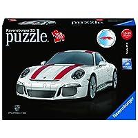 Ravensburger 12528 Porsche 911 3D Jigsaw Puzzle