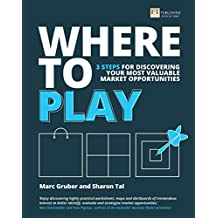 Where to Play: 3 steps for discovering your most valuable market opportunities (English Edition)