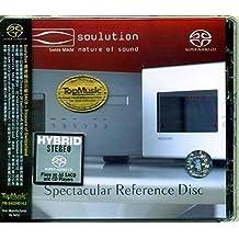 进口CD:瑞士登峰壮观灿烂试音天碟(CD)TMSACD90142