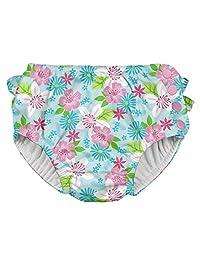 i play. Baby Girls' Mix n Match Ultimate Ruffle Snap Swim Diaper
