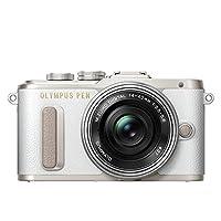 奥林巴斯Olympus E-PL8/1442EZ+40150R双镜头套机 (白色)