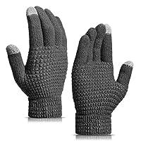 Caszel 女式男式情侣款冬季保暖通用智能触摸屏羊毛针织手套 手套 手套 手套 手套 手套 手套 手套 手套 手套 手套 手套 手套 手套 手套 手套