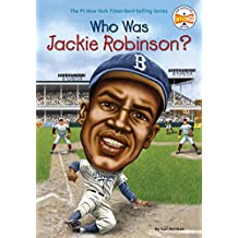 Who Was Jackie Robinson? (Who Was?) (English Edition)