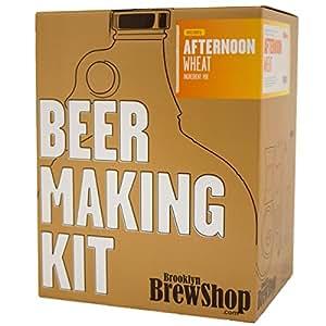 Brooklyn Brew Shop - 做成套工具下午麦子的啤酒