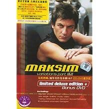 马克西姆:钢琴名作变奏曲精选(CD+DVD)