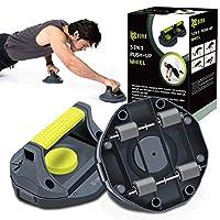 Bona Ab 动力轮滚轮 - 健身器材适用于您的家用健身房 (JFL01)