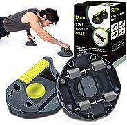 Bona Ab 動力輪滾輪 - 健身器材適用于您的家用健身房 (JFL01)