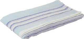 【内野】UCHINO ROYAL CREST(ROYAL CREST) 热水浴巾 蓝色 7012B332 B