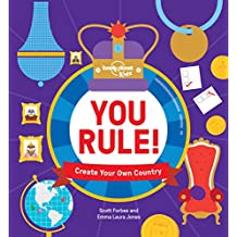 You Rule!: Create Your Own Country (Lonely Planet Kids) (English Edition)