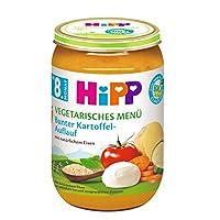 HiPP 喜寶 多彩馬鈴薯混合蔬果泥(8個月+)6罐裝(6x220g)