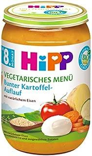 HiPP 喜宝 Bio 多彩马铃薯混合蔬果泥,8个月以上适用,6罐装(6x220g)