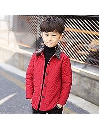 欧米澳 童装秋冬装男童棉衣外套儿童加厚棉袄冬季棉服男孩棉夹克
