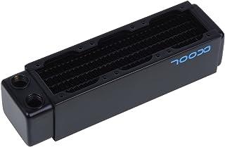 车轮 Alphacool NexXxoS Radiator 变化 (亚马逊, 非普通销售) 黑色 XT45 50mm Triple