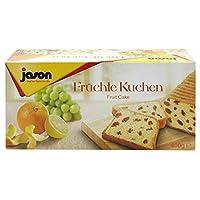 Jason 捷森 水果味蛋糕400g(德国进口)