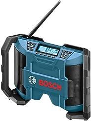 Bosch 博世 PB120 12 伏*大锂离子紧凑 AM/FM 收音机带 MP3 播放器连接托架
