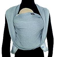 didymos 梭织包巾婴儿背带海洋100% 有机棉 海洋 Size 5