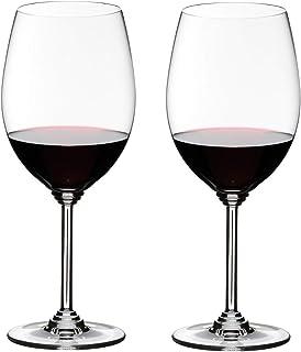 riedel 6448/98 葡萄酒 caberner/merlot 2 酒杯