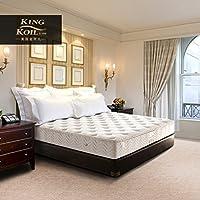 美国金可儿(Kingkoil) 喜来登床垫 固边弹簧床垫 双人席梦思1.5 1.8米 新美玉 (1500*2000)