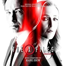 X Files * 11 季(限量版)Ost