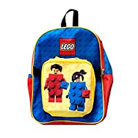 LEGO 乐高 定制好礼 儿童书包