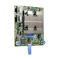 低剖面散热器的存储控制器 (RAID) - 8 通道 - SATA 6Gb/s/SAS 12Gb/s - 12 Gbit/s - RAID 0、1、5、10 - PCIe 3.0 x8 - 适用于 ProLiant DL160 Gen10、DL20 Gen10、DL360 Gen10、DL380 Gen10