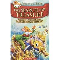 Geronimo Stilton and the Kingdom of Fantasy No. 6: The Search for Treasure
