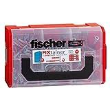 Fischer FIXtainer DUOLINE 销钉收纳箱 Fixtainer Duopower Tiefenbiss (De) 539867