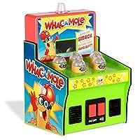 Basic Fun Whac-A-Mole 迷你电子街机游戏