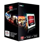 AMD APU系列四核 A8-5600K 盒装CPU Socket FM2/3.6GHz/4M缓存/HD 7560D/32ns/100W
