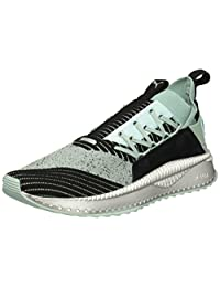 Puma 彪马 Tsugi Jun Td Mens Blue Textile Athletic Lace Up Training Shoes 12