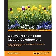 OpenCart Theme and Module Development (English Edition)