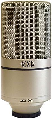 MXL 电容麦克风990 4 x 4 x 8