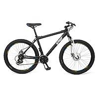 Gregster 中性款 Mountainbike GR-7210,黑色, 26 英寸