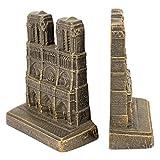 Design Toscano SP1387 Notre Dame of Paris Sculptural Bookends