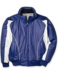 [ESSA Ske]棒球服 蓄热地面外套 正面全拉链(全棉)BWG1002J [男孩款] 男孩