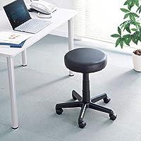 SANWA SUPPLY 山业 吧台椅 脚踏凳 小凳子 电脑椅 接待椅升降吧台椅 酒吧椅 接待椅EEX-CH30(亚马逊自营商品, 由供应商配送)