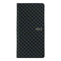 Hobonichi 手帳 2020 周歷 1月開始 タイ&チーフ B6変形 ブルーチドリ