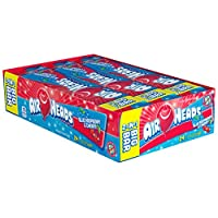 Airheads 2-in-1 Big Bar, Blue Raspberry and Cherry, 1.50 Ounce (Pack of 24) 1.5 Ounces