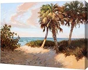 "PrintArt GW-POD-33-E184D-30x23""Beyond the Light"" Mary Erickson 画廊装裱艺术微喷油画艺术印刷品 16"" x 12"" GW-POD-33-E184D-16x12"